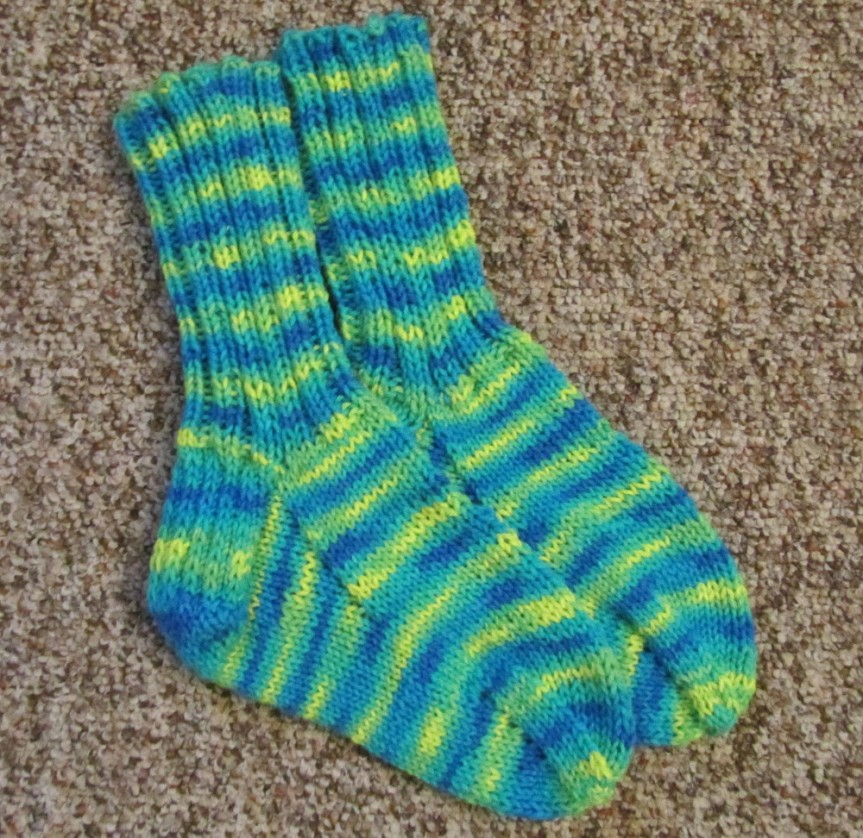 The Sock Itch