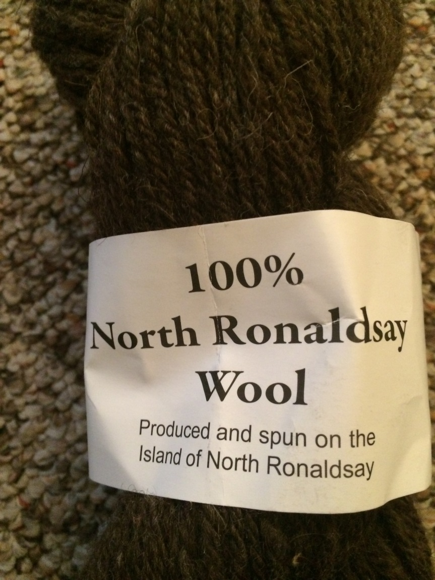 Stash Flash: North Ronaldsday Wool