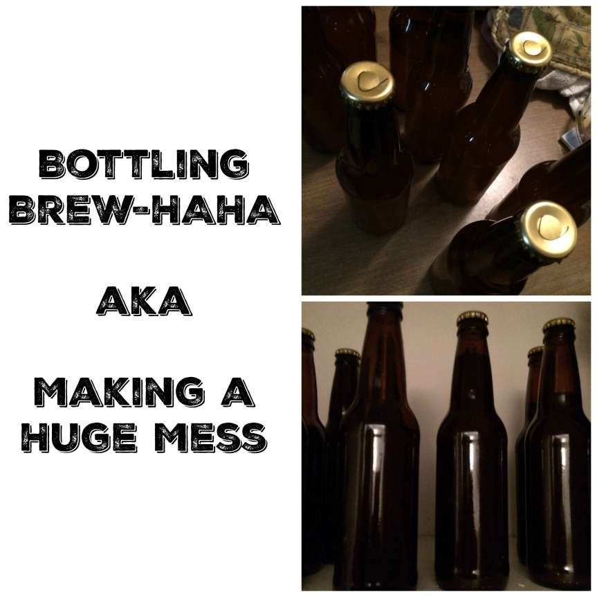 Bottling Brew-Haha