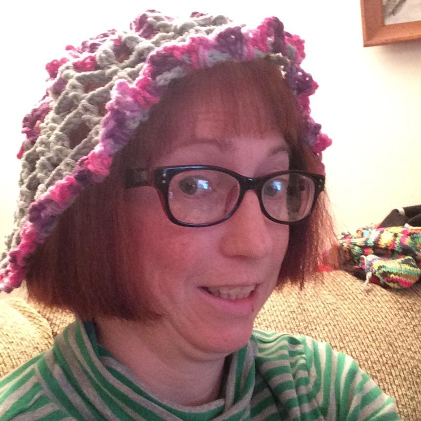 Crochet Hat Semi-Fail