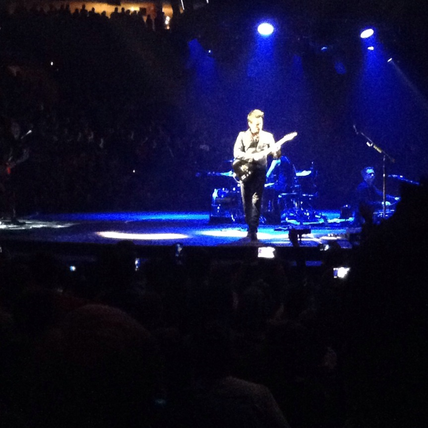 Off Topic:  MUSE inPhilly