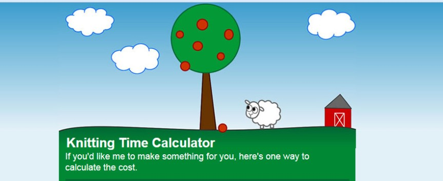Knitting Time Calculator