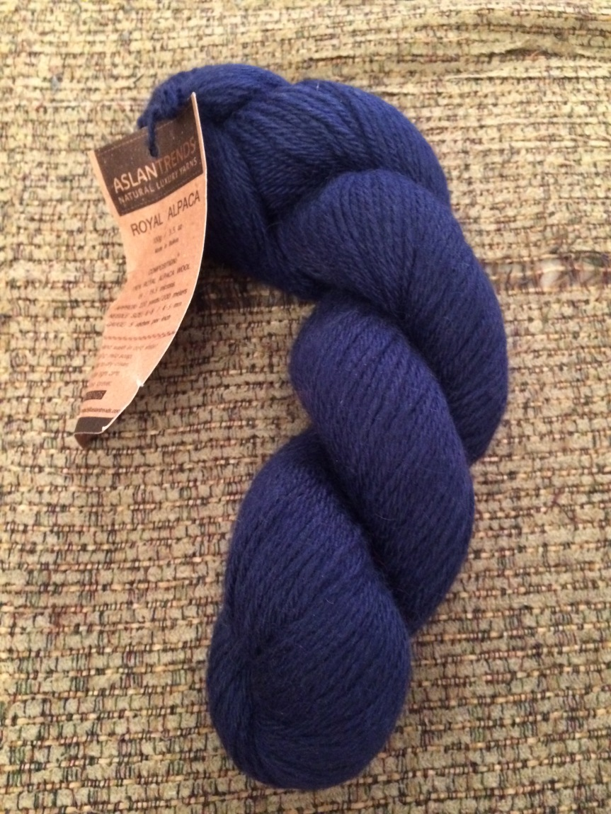 Stash Flash:  Aslan Trends Royal Alpaca