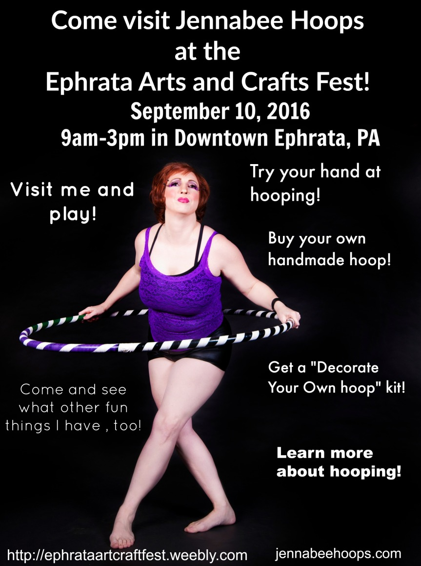 Ephrata Arts and Crafts Fest Promo