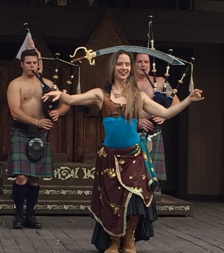 Tartanic at the PRF