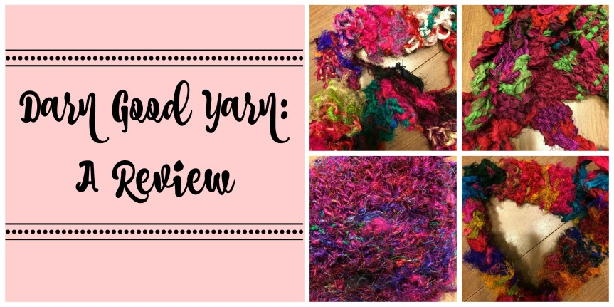 Darn Good Yarn: A Review