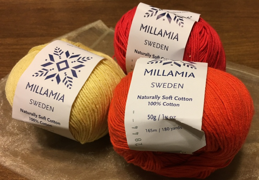MillaMia Naturally Sof Cotton Yarn from LoveKnitting