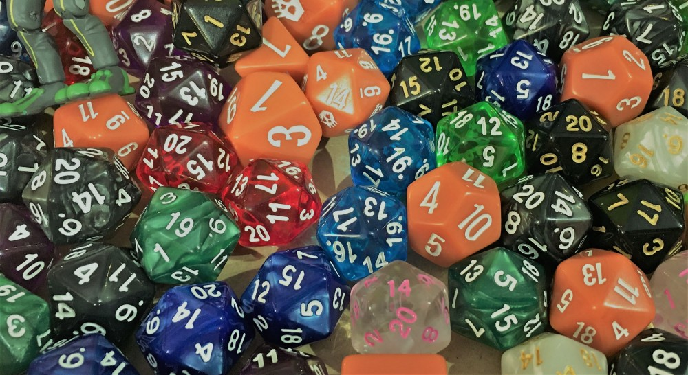 Dice from Farbo Co